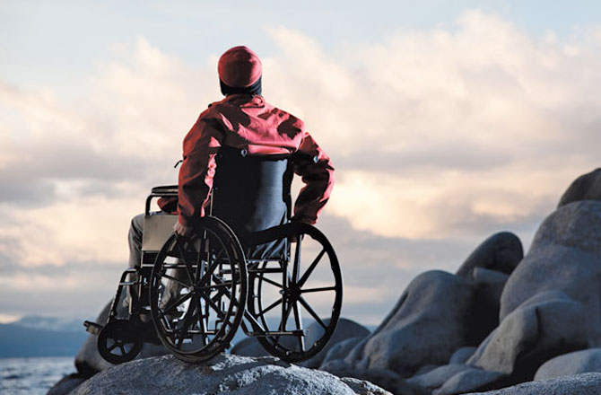 Wheelchair Mountain